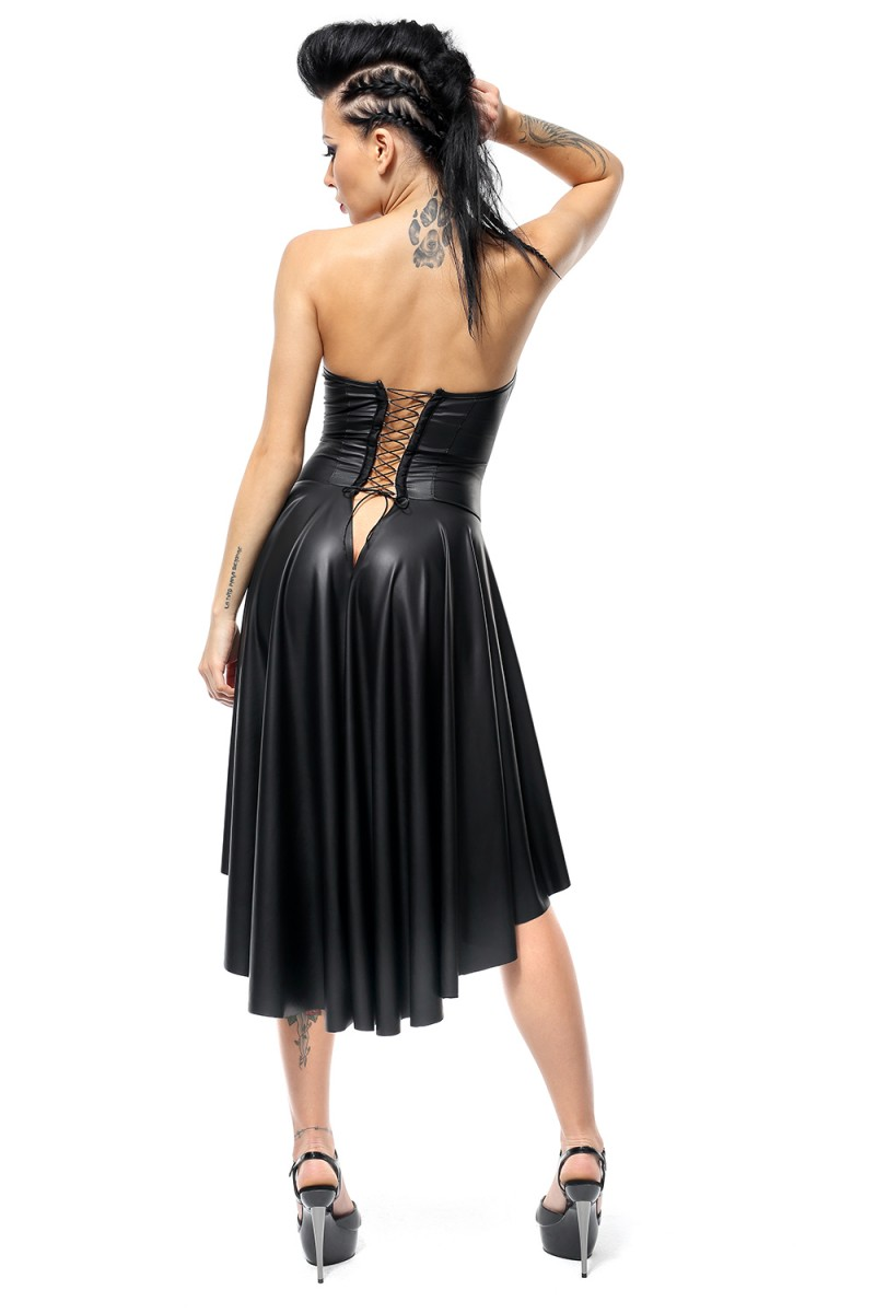 schwarzes Kleid | Wetlook Kleider | Wetlook-Kleidung ...