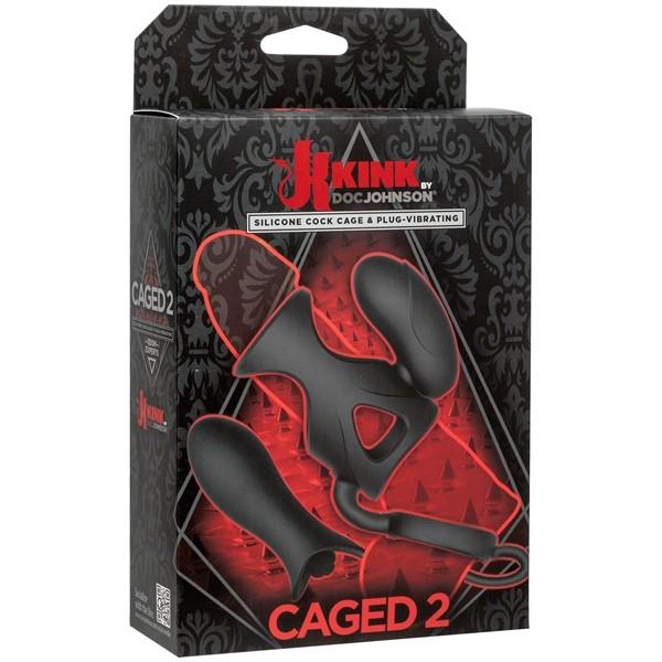 Cock Cage mit zwei Vibratoren kaufen