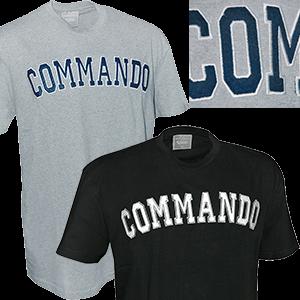 App-Shirt 'Commando'