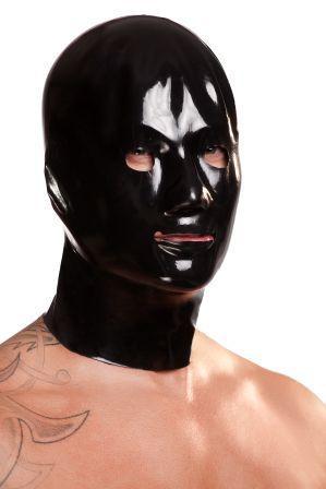 Latex Maske für Herren