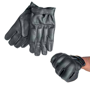 Lederhandschuhe 'Defender'