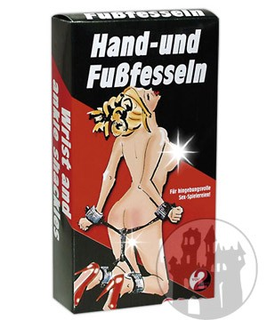 Hand-und Fußfesseln