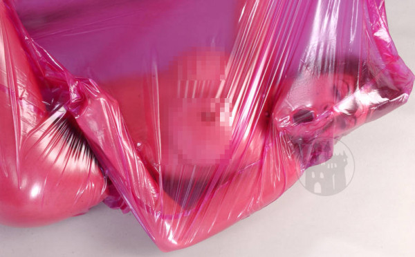 PVC Schlafsack