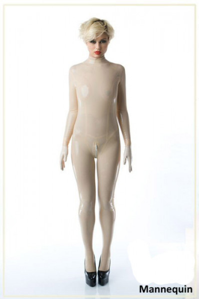 Latex meterware- Mannequin