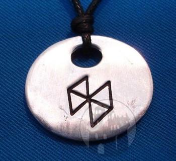 Binderunen Amulett 'Energie'