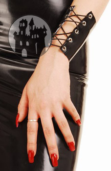 Latex Armband, geschn