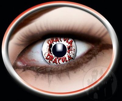 Kontaktlinsen 'Dracula'