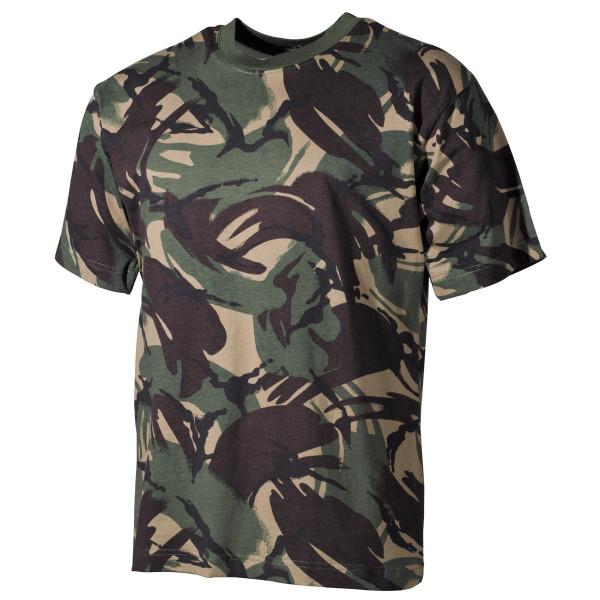 US/BW T-Shirt DPM tarn