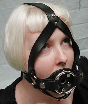 mundknebel harness