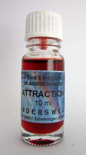 Anna Riva's attraction - ätherisches Öl