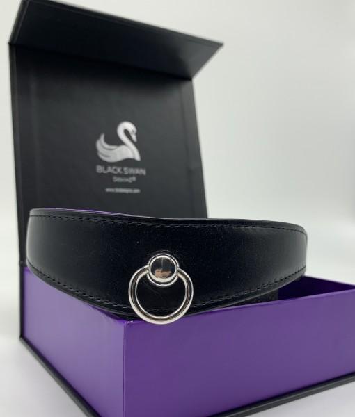 Black Swan - Collier 'Black Purple'