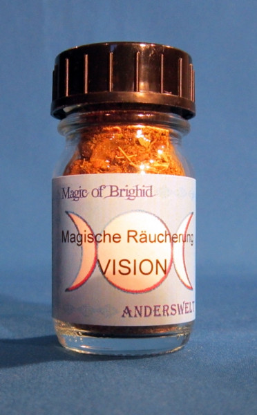 Magic of Brighid Räucherung Vision
