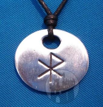 Binderunen Amulett 'Liebe'