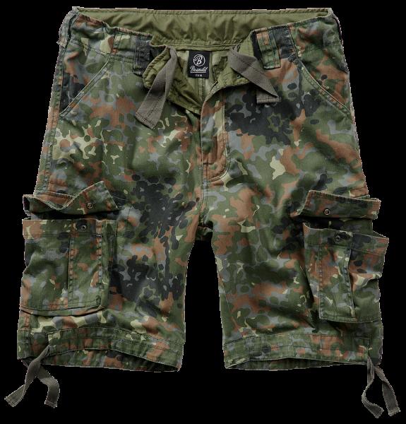 Shorts flecktarn