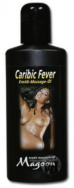 Caribic Fever Mass.-Öl 200 ml