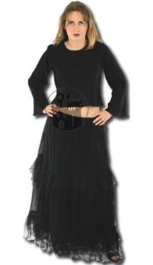 Bluse 'My Darkness' aus Baumwolle