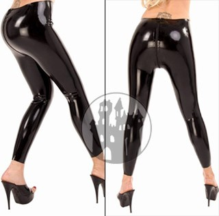 Latex Leggings - Länge 87cm