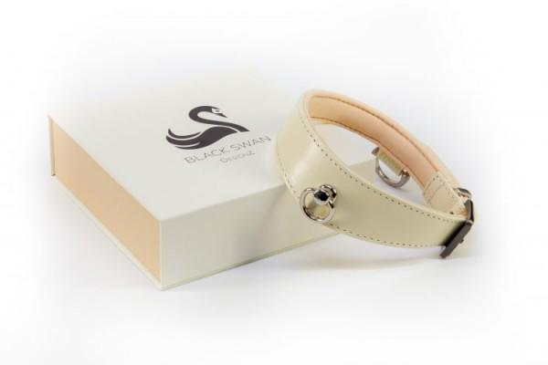 Black Swan - Collier 'Nude Elegance'