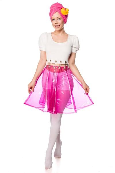 Dusch-Mädchen Kostüm - vorne