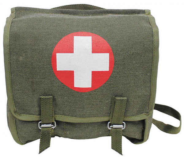 """Kampftragetasche """"Red Cross"""""""