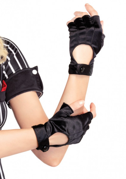 Fingerlose Motorrad Handschuhe