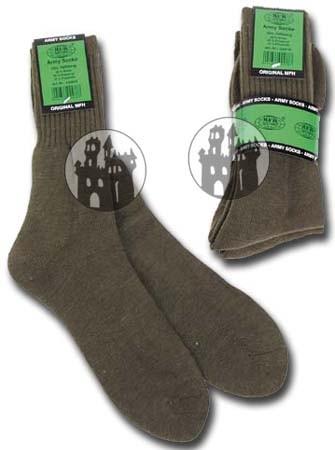 Army Socken - oliv