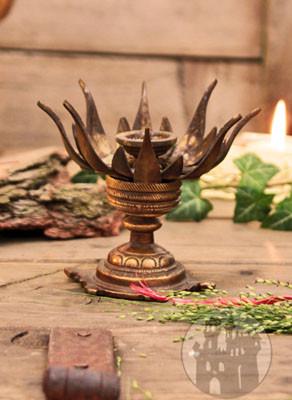 Esoterischer Kerzenst