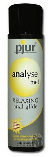 pjur Relaxing analglide 100 ml
