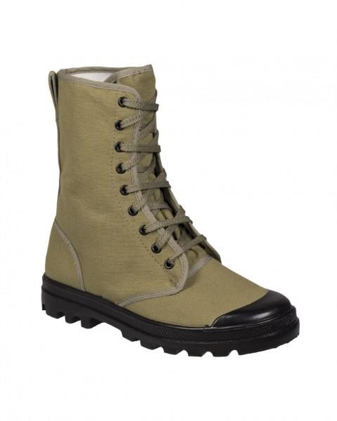 Franz. Commando Schuhe 9-Loch