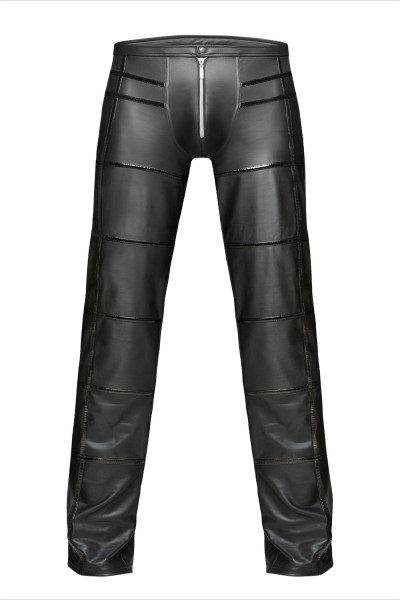 schwarze lange Hose (Grösse: S)
