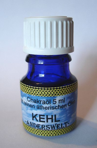 Chakra Öl - Kehlchakra