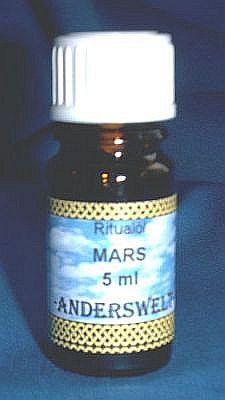 Mars - Ritualöl