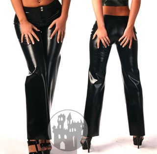 Latex Jeans - Standard - eng