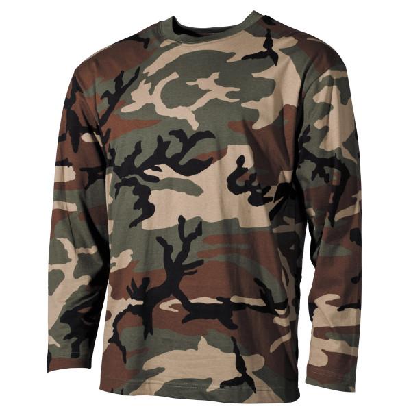 US Tarn-Shirt