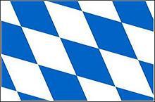 Flagge 'Bayern'