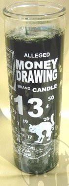 7-Tage Kerze 'Money Drawing'