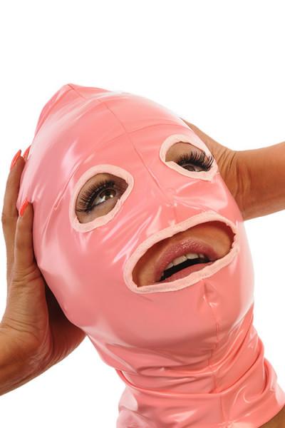 PVC Wrestling Maske