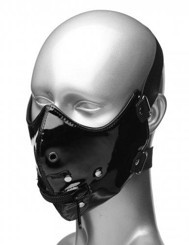 Maske Maulkorb