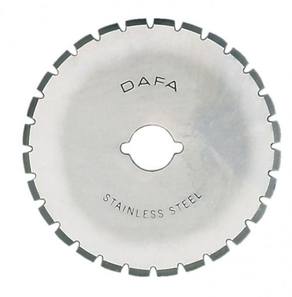 Ersatzklinge Ø 45 mm Perforationsschnitt
