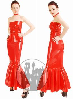 Latex Kleid - tr
