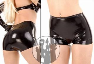 Latex Hotpants
