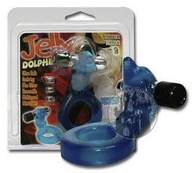 Jelly Dolphin Ring