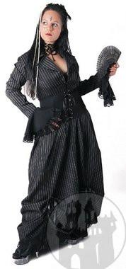 Gothicminikleider, Mittelalterkleider, Satinkleider, Samtkleider und Netzkleider im Gothicfashion Shop