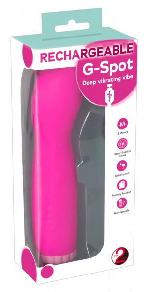 Rechargeable G-Spot Vibe SU8870 online kaufen im Sexshop