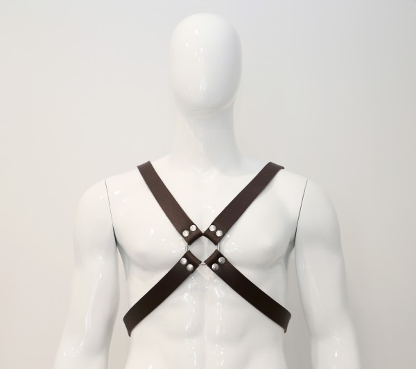 Männer Harness aus Leder