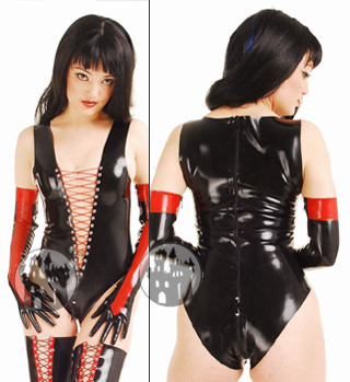 Latex Body - Frontschn