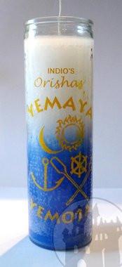 7-Tage Kerze 'Orishas Yemaya'