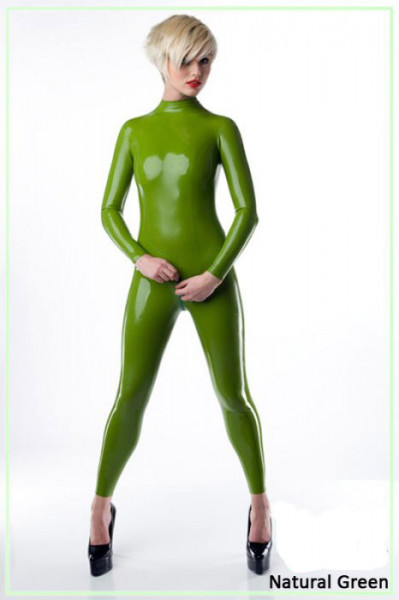 Latex Meterware - Grün