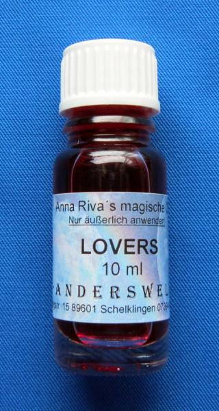 Anna Riva's lovers - ätherisches Öl