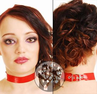 Latex Halsband